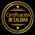 certificado de calidad huagro